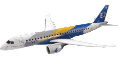 Resultado de imagen para Embraer E190-E2 png